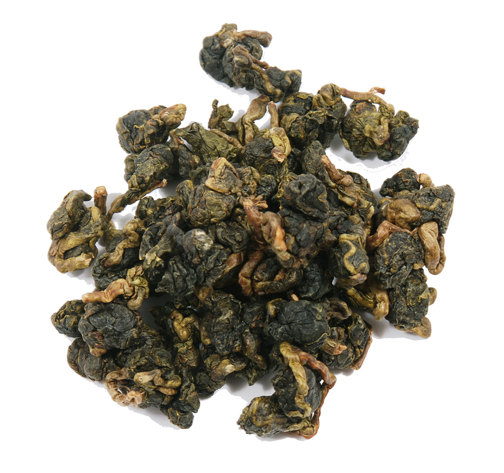 Teprovning: Dong Ding Oolong