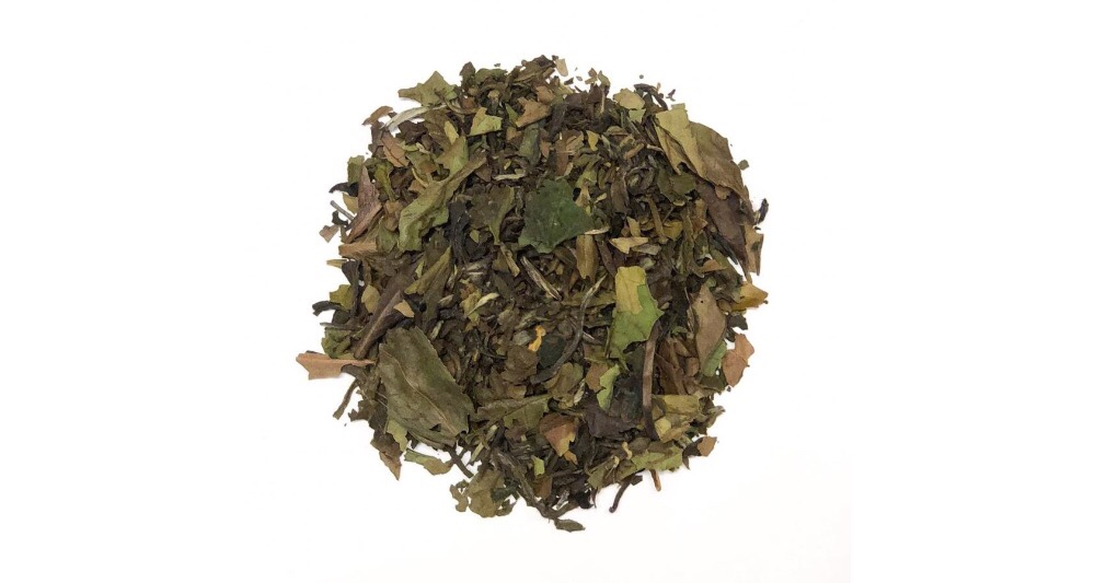 Teprovning: Vitt Earl Grey